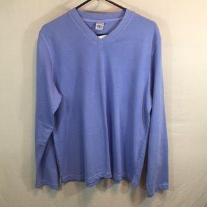 Icantoo Large Blue Sweatshirt NWT